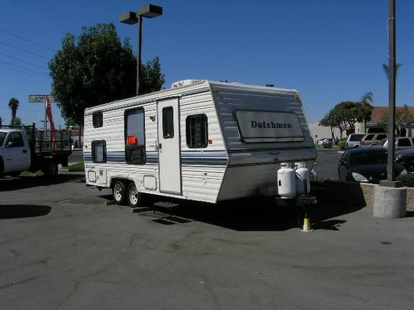 Dutchmen Travel Trailers For Sale In California