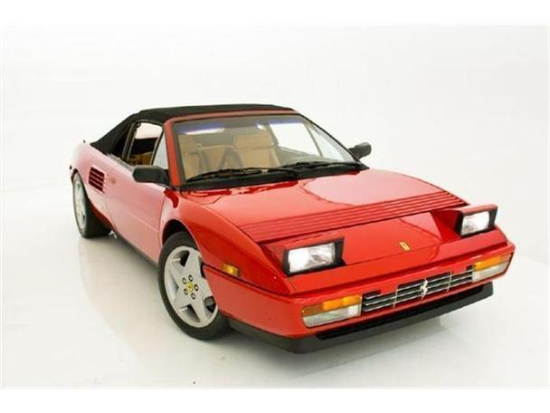 1992 ferrari mondial for sale in syosset new york classified. Black Bedroom Furniture Sets. Home Design Ideas