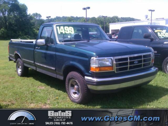 1992 ford f150 custom for sale in martinsville indiana classified. Black Bedroom Furniture Sets. Home Design Ideas