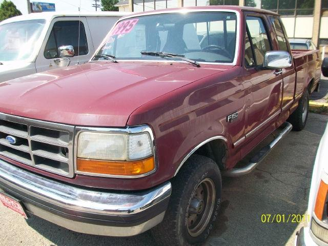 1992 ford f150 custom for sale in cedar rapids iowa classified. Black Bedroom Furniture Sets. Home Design Ideas