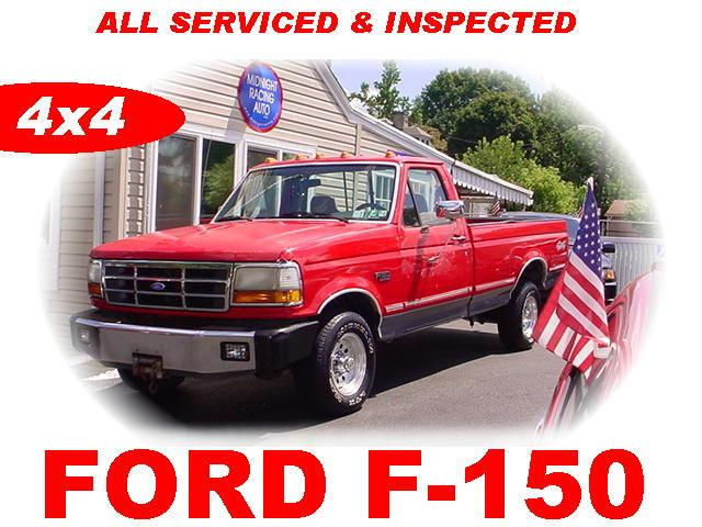 1992 ford f150 custom for sale in leetsdale pennsylvania classified. Black Bedroom Furniture Sets. Home Design Ideas