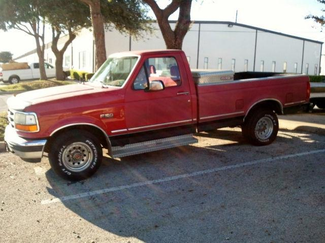 1992 ford f150 xlt 1992 ford f 150 xlt car for sale in fort worth tx 4365427144 used cars. Black Bedroom Furniture Sets. Home Design Ideas