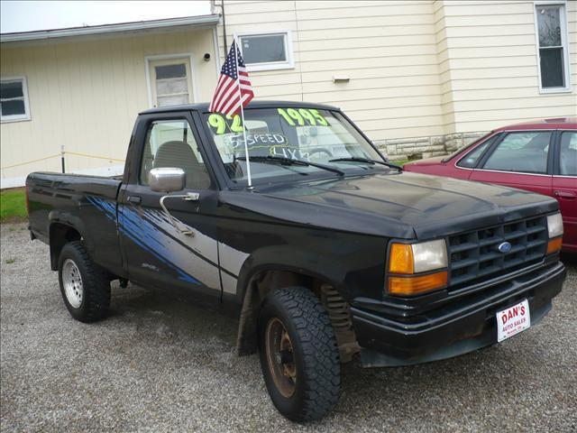 1992 ford ranger for sale in newark ohio classified. Black Bedroom Furniture Sets. Home Design Ideas