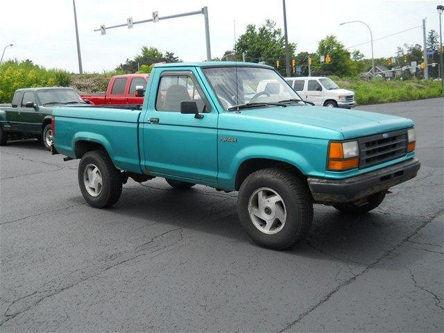 1992 ford ranger for sale in erie pennsylvania classified. Black Bedroom Furniture Sets. Home Design Ideas