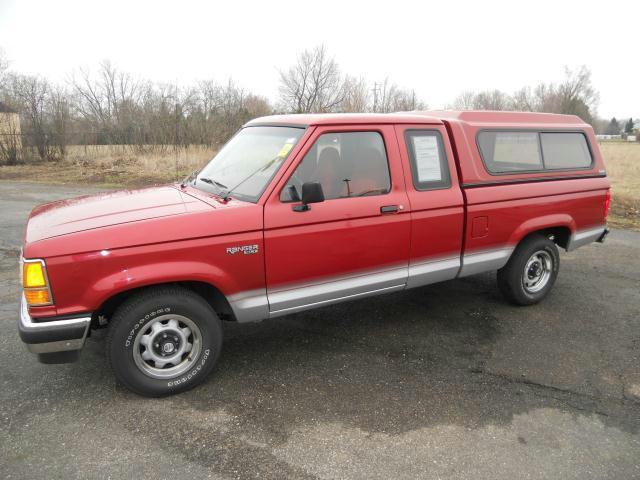 1992 ford ranger custom for sale in galesburg michigan classified. Black Bedroom Furniture Sets. Home Design Ideas