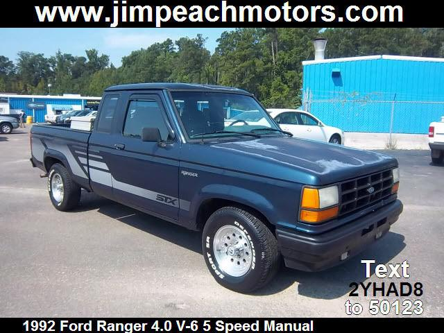 1992 ford ranger custom for sale in brewton alabama classified. Black Bedroom Furniture Sets. Home Design Ideas
