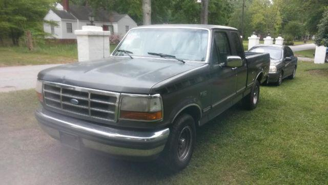 1992 ford truck f150 for sale in griffin georgia classified. Black Bedroom Furniture Sets. Home Design Ideas