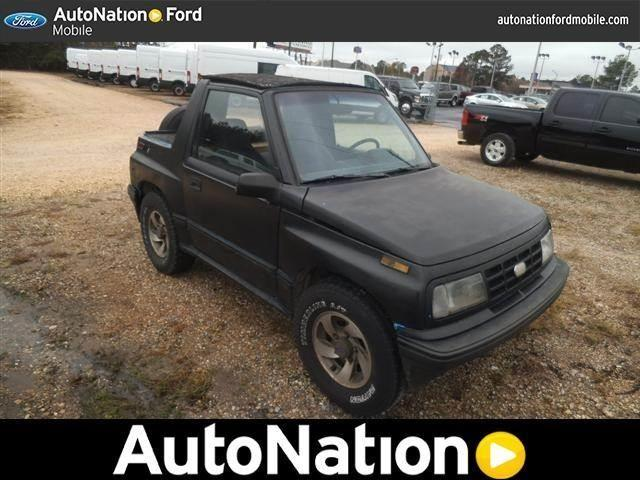 1992 Geo Tracker for Sale in Mobile, Alabama Classified ...