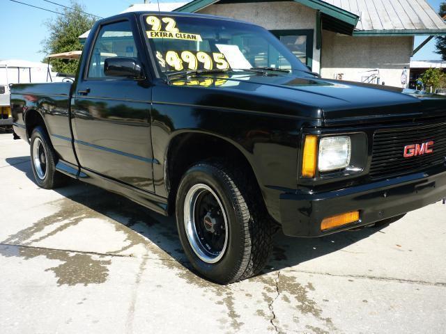 1992 Gmc Sonoma Gt For Sale In Deland Florida Classified Americanlisted Com