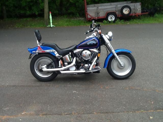 1992 Harley Davidson Fatboy