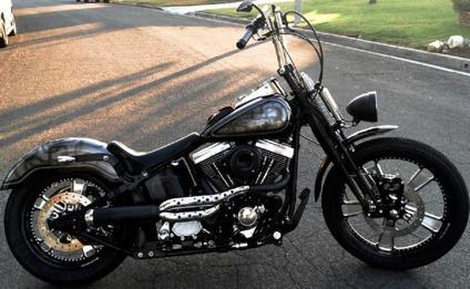 1992 Harley Davidson Softail FXSTS SPRINGER