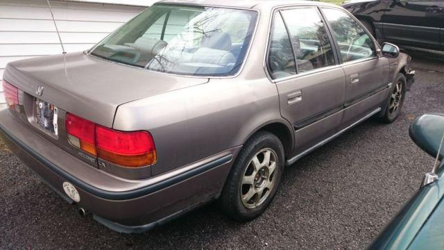 1992 honda accord low miles some body damage for sale in kingsport tennessee classified. Black Bedroom Furniture Sets. Home Design Ideas