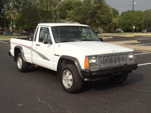 1992 jeep comanche for sale in austin texas classified. Black Bedroom Furniture Sets. Home Design Ideas