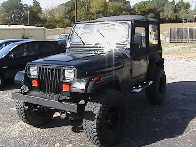 1992 jeep wrangler 4wd for sale in kerrville texas classified. Black Bedroom Furniture Sets. Home Design Ideas
