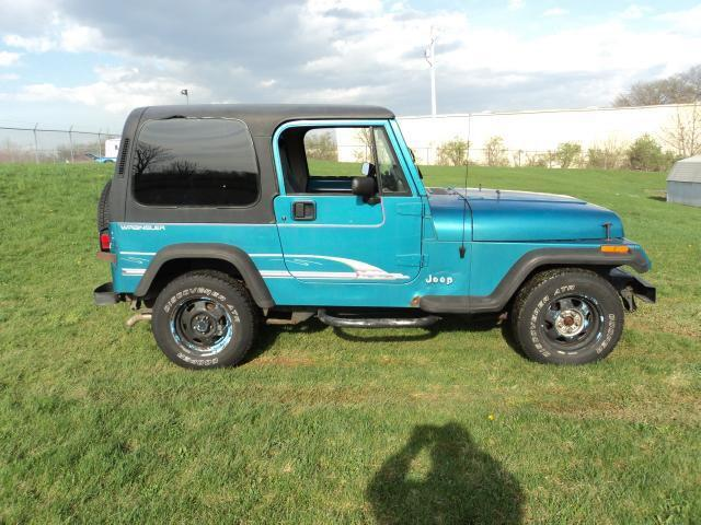 1992 jeep wrangler for sale in annville pennsylvania classified. Black Bedroom Furniture Sets. Home Design Ideas