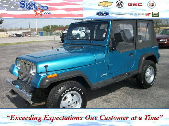 1992 jeep wrangler for sale in lewisburg tennessee classified. Black Bedroom Furniture Sets. Home Design Ideas