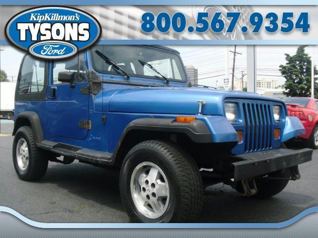 1992 jeep wrangler for sale in vienna virginia classified. Black Bedroom Furniture Sets. Home Design Ideas