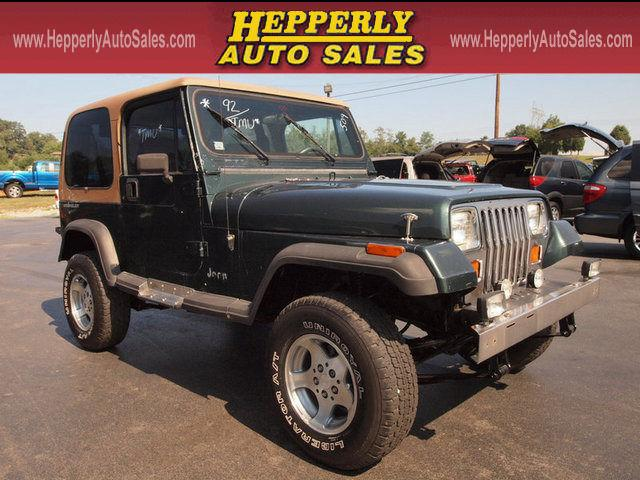 1992 jeep wrangler 1992 jeep wrangler car for sale in maryville tn 4368192165 used cars on. Black Bedroom Furniture Sets. Home Design Ideas