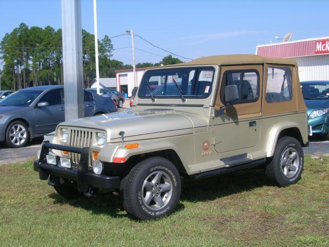 1992 jeep wrangler for sale in milton florida classified. Black Bedroom Furniture Sets. Home Design Ideas