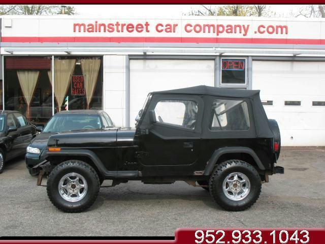 1992 jeep wrangler s 1992 jeep wrangler s car for sale in hopkins mn 4365347688 used cars. Black Bedroom Furniture Sets. Home Design Ideas