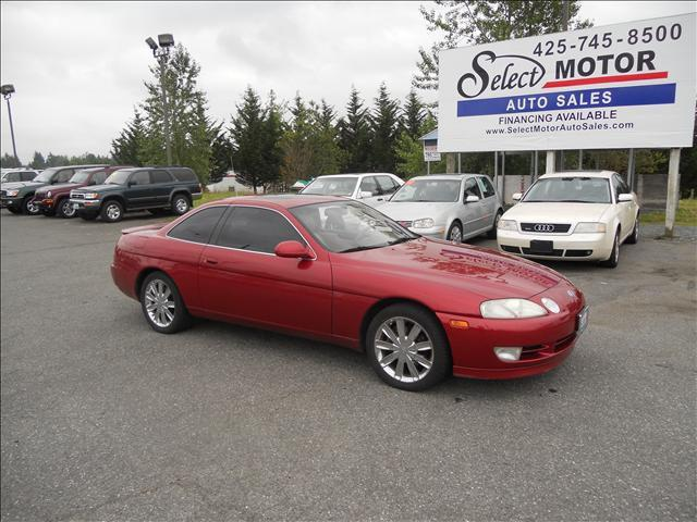 1992 lexus sc 400 for sale in lynnwood washington classified. Black Bedroom Furniture Sets. Home Design Ideas