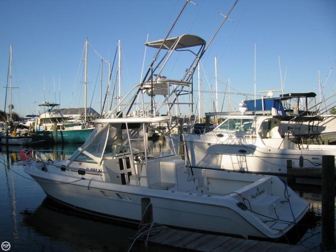 1992 Luhrs Tournament 300 For Sale In New Smyrna Beach