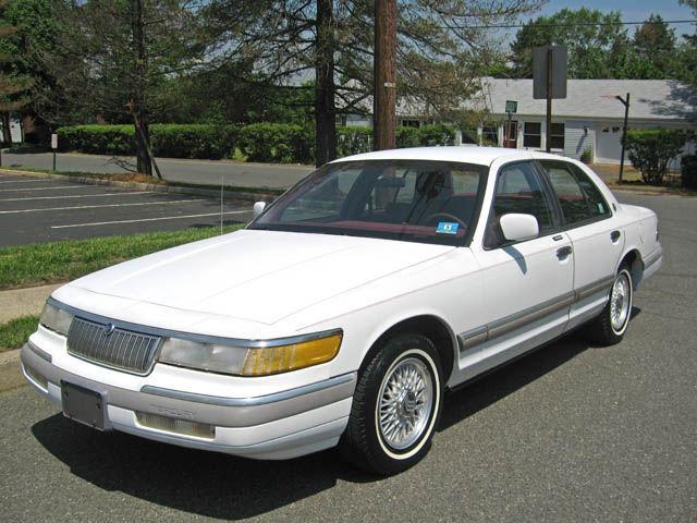 1992 Mercury Grand Marquis Gs For Sale In Marlboro  New