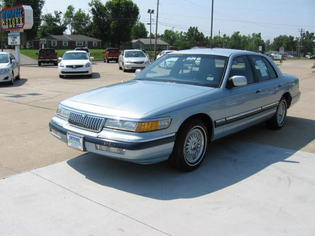 1992 Mercury Grand Marquis Ls For Sale In Mayfield