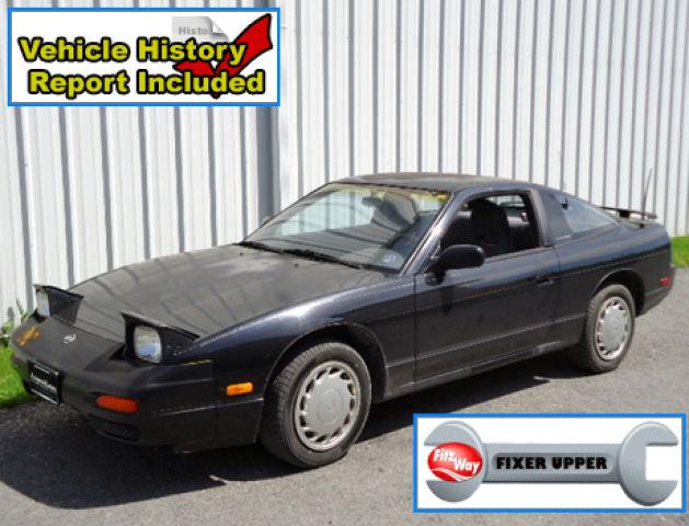 1992 nissan 240sx for sale in chambersburg pennsylvania. Black Bedroom Furniture Sets. Home Design Ideas