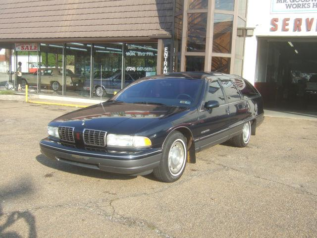 1992 oldsmobile custom cruiser for sale in vandergrift pennsylvania classified. Black Bedroom Furniture Sets. Home Design Ideas