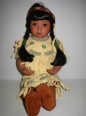 1992 Perillo Artaffects Brave Amp Free Doll For Sale In