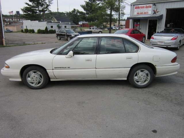 1992 pontiac bonneville se for sale in byesville ohio