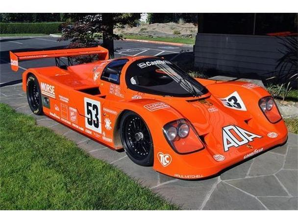1992 Porsche 962