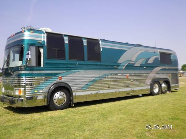 1992 prevost liberty for sale in sallisaw oklahoma classified. Black Bedroom Furniture Sets. Home Design Ideas