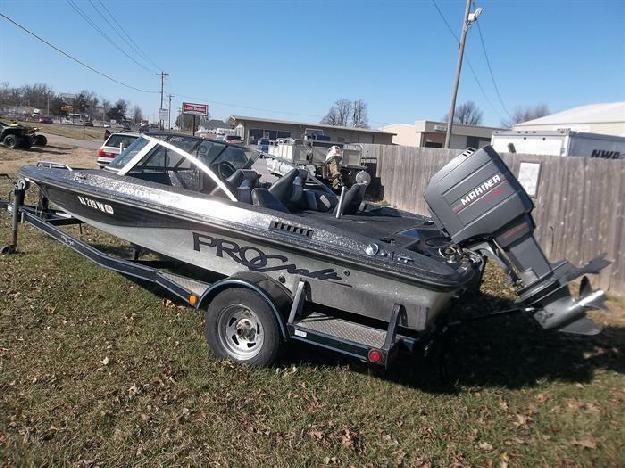 1992 pro craft 170 combo fish n ski nwa motorsports for Procraft fish and ski