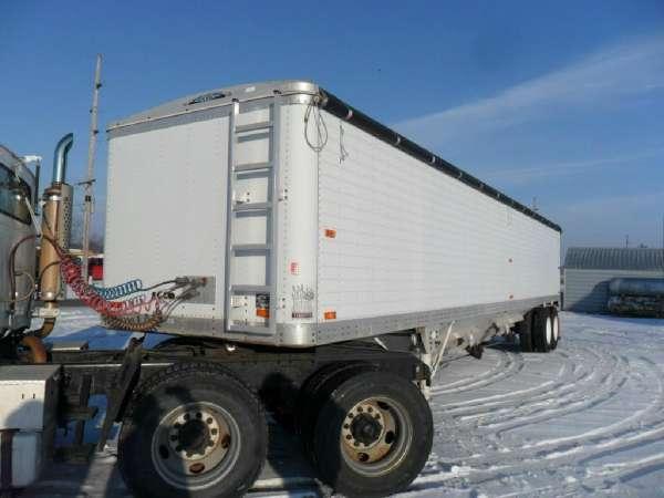 wilson hopper bottom wiring diagrams 1992 timpte hopper bottom grain trailer for sale in ... pacesetter trailer wilson hopper wiring diagram