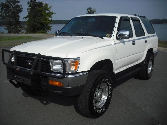 1992 toyota 4runner sr5 v6 4wd for sale in fort lawn. Black Bedroom Furniture Sets. Home Design Ideas