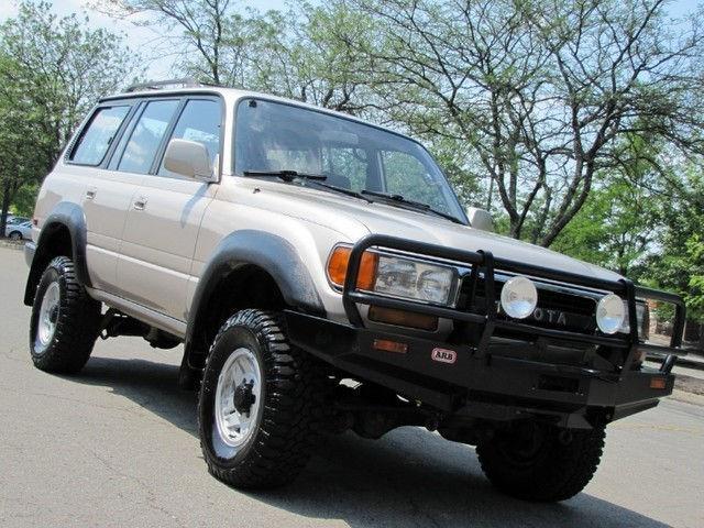 1992 Toyota Land Cruiser for Sale in Lexington, Kentucky ...
