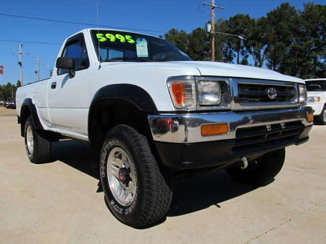 Toyota Pickup Deluxe Americanlisted on 1992 Toyota Pickup 4x4
