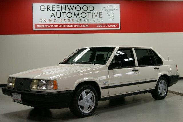 1992 Volvo 940 Turbo