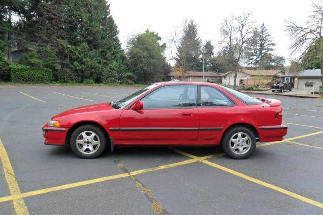 1992 acura integra gs for sale in beaverton oregon classified. Black Bedroom Furniture Sets. Home Design Ideas