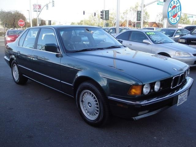 1992 bmw 735 i for sale in san leandro california for Bay city motors san leandro ca