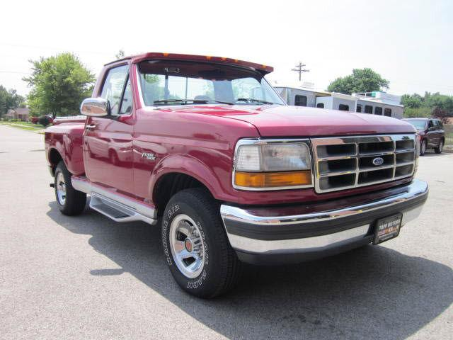 1992 ford f150 custom for sale in owensboro kentucky classified. Black Bedroom Furniture Sets. Home Design Ideas