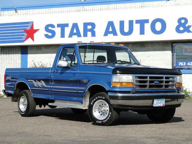 1992 ford f150 custom for sale in ramsey minnesota classified. Black Bedroom Furniture Sets. Home Design Ideas