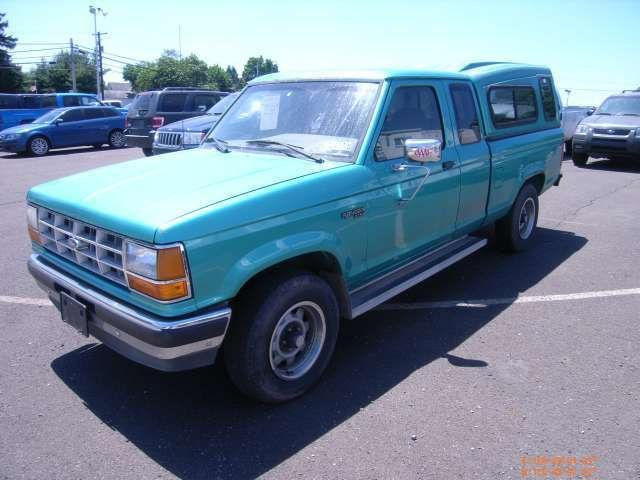 1992 ford ranger custom for sale in red hill pennsylvania classified. Black Bedroom Furniture Sets. Home Design Ideas