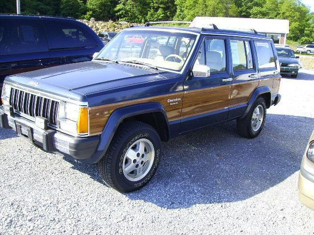 1992 Jeep Cherokee Briarwood For Sale In Portage
