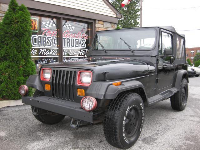 1992 jeep wrangler for sale in glenolden pennsylvania classified. Black Bedroom Furniture Sets. Home Design Ideas