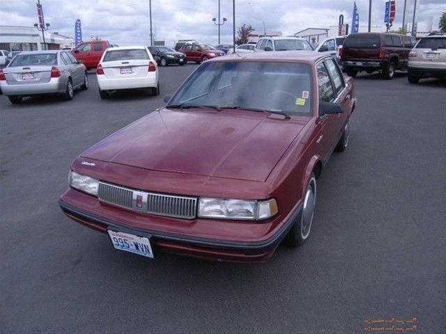 1992 oldsmobile cutlass ciera s for sale in spokane washington classified. Black Bedroom Furniture Sets. Home Design Ideas