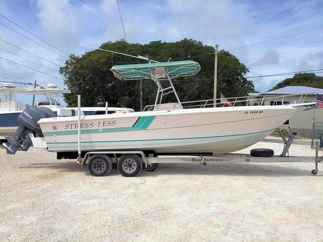 Proline Boats For Sale >> 1993 25' Pro-Line 230 Center Console Anniversary Edition ...