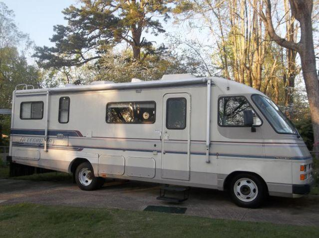 1993 allegro bay 30 ft motor home mint condition for sale in tuscaloosa alabama. Black Bedroom Furniture Sets. Home Design Ideas
